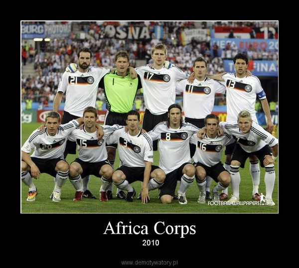 Africa Corps –  2010