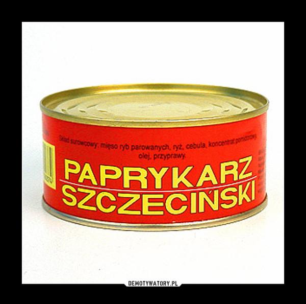 Zemsta Szczecina  – Zemsta Szczecina