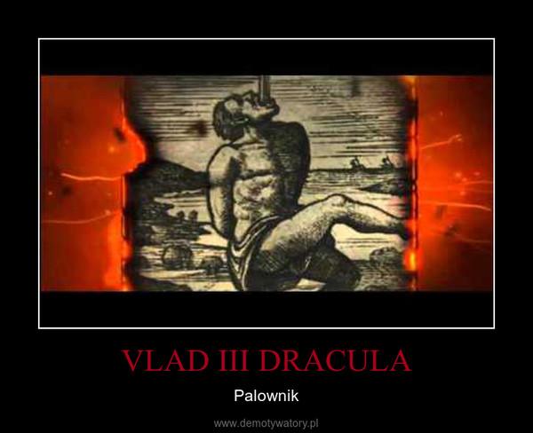 VLAD III DRACULA – Palownik