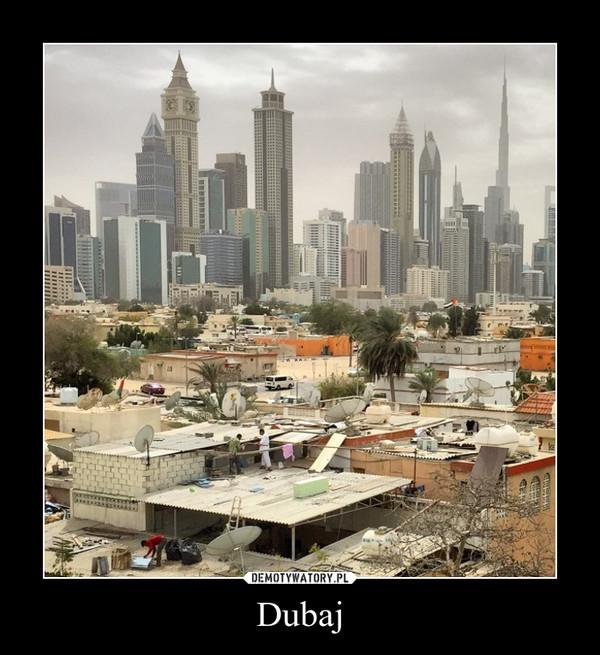 Dubaj –