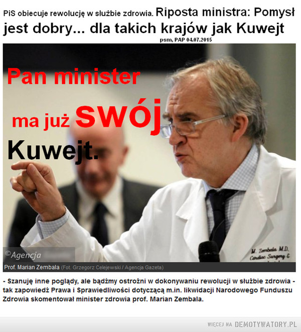 Swój Kuwejt.. –