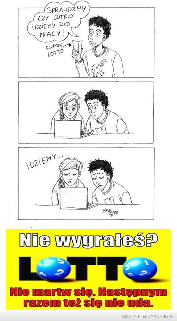 Nie martw się... –