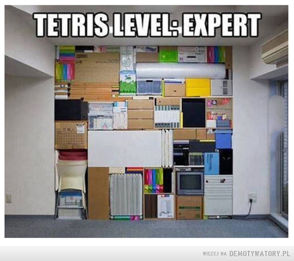 Tetris... –