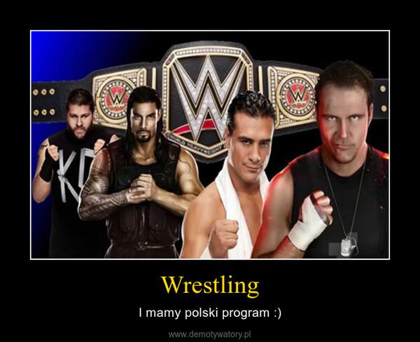 Wrestling – I mamy polski program :)