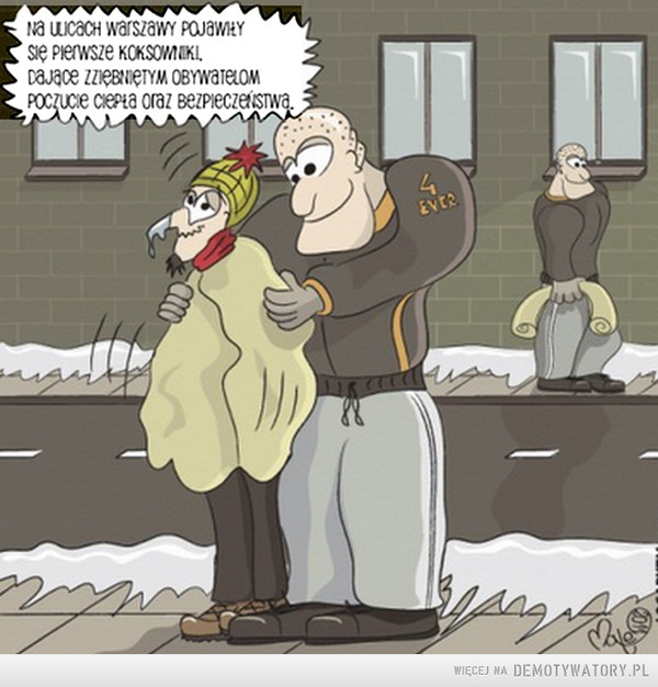 Na wypadek zimy... –