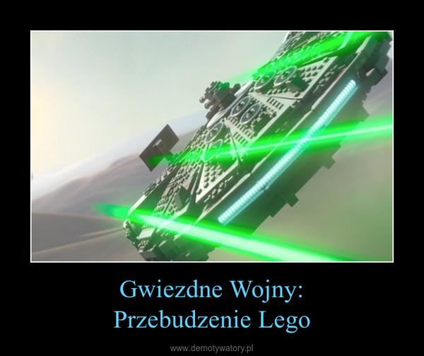 Gwiezdne Wojny:Przebudzenie Lego –