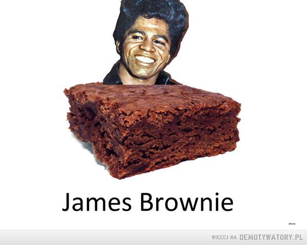 James Brownie – James Brownie