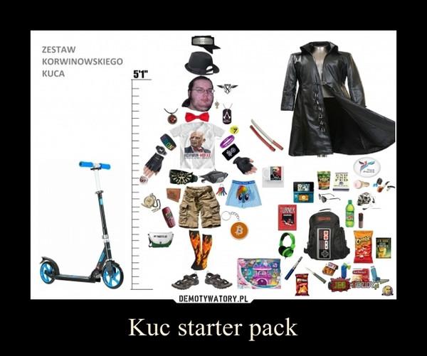 Kuc starter pack –