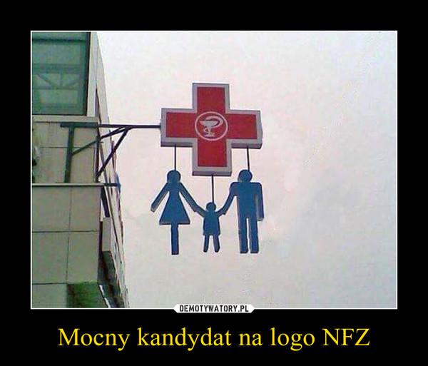 Mocny kandydat na logo NFZ –