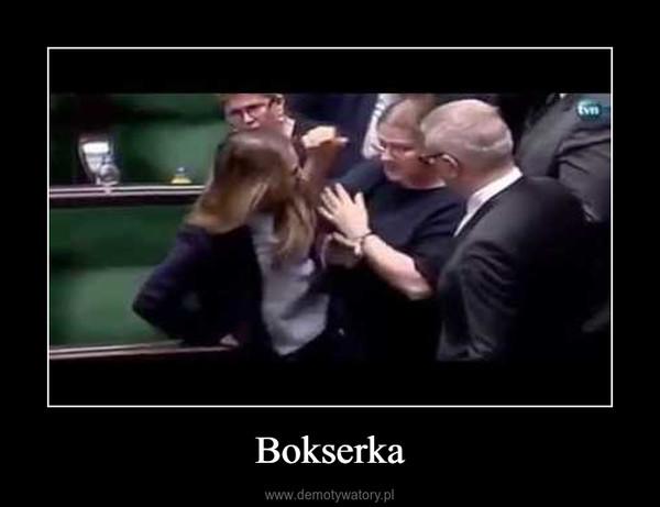 Bokserka –