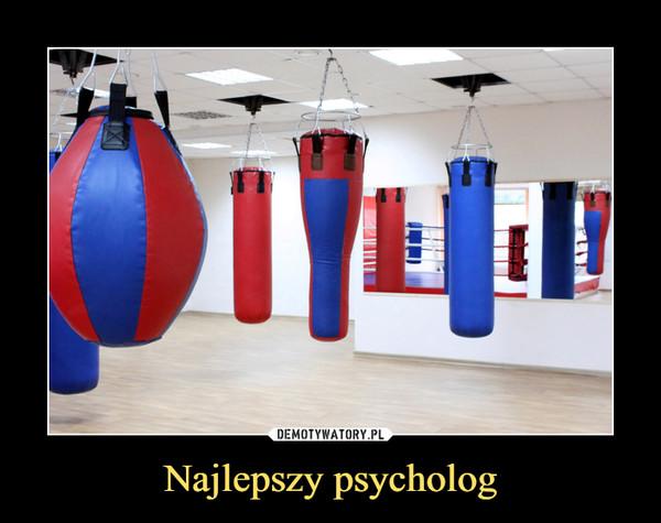Najlepszy psycholog –