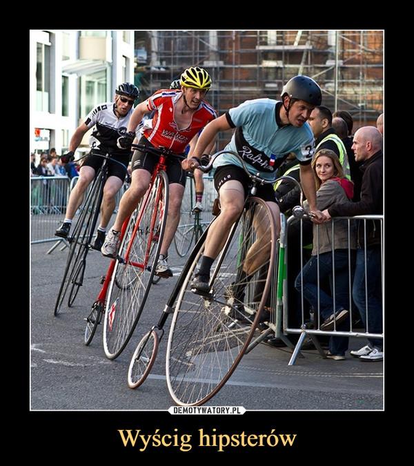 Wyścig hipsterów –