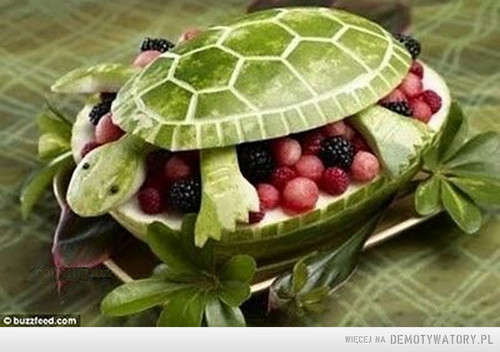 Kulinarna sztuka owocowa