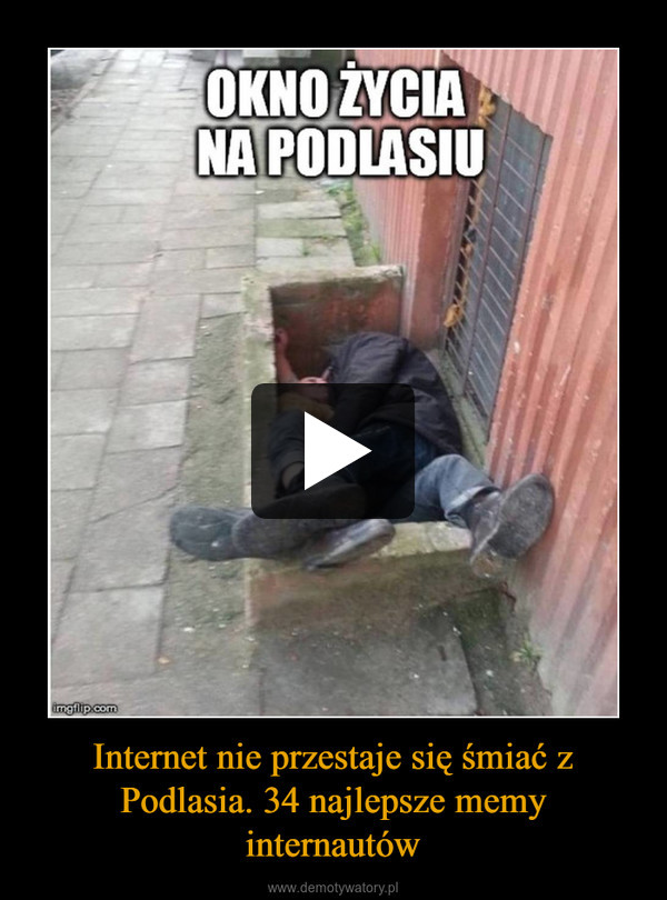 Internet nie przestaje się śmiać z Podlasia. 34 najlepsze memy internautów –