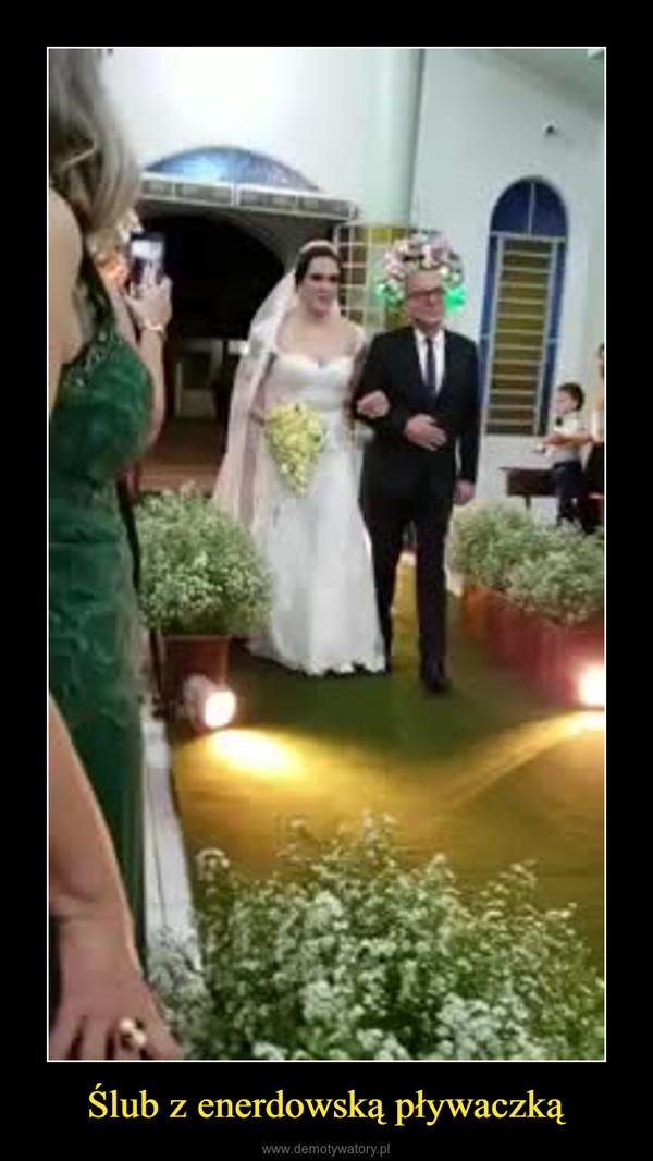 Ślub z enerdowską pływaczką –