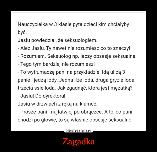 Zagadka –