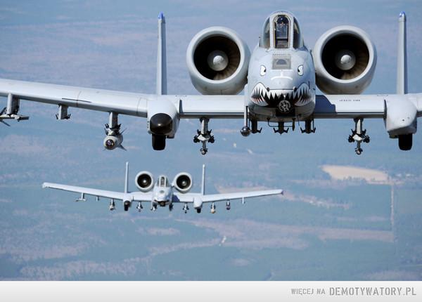 W odwecie za zestrzelenie drona –