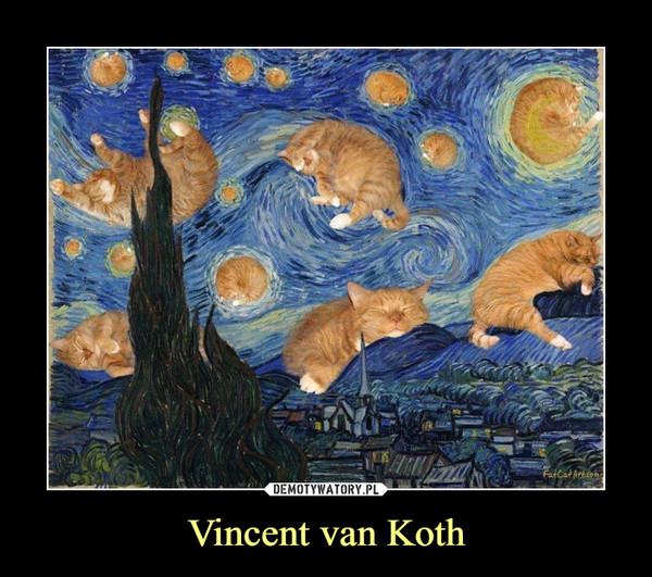 Vincent van Koth –