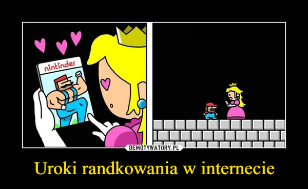 Uroki randkowania w internecie –
