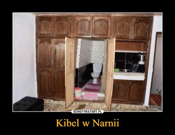 Kibel w Narnii –