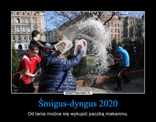 Śmigus-dyngus 2020