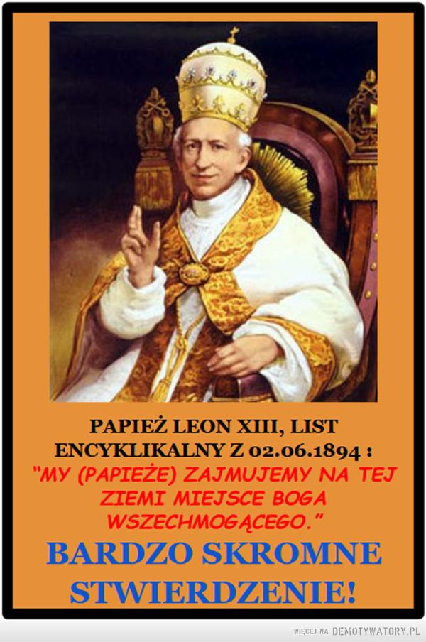papież –