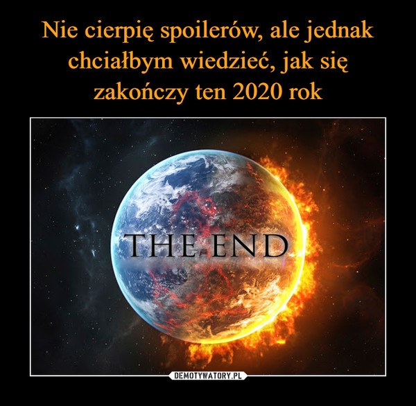 –  THE END