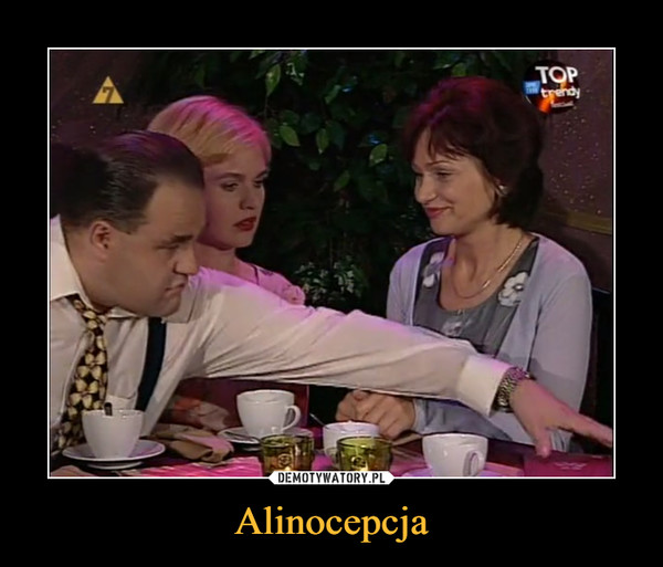Alinocepcja –