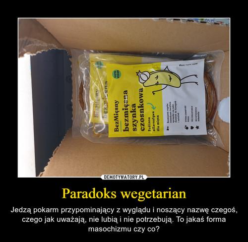 Paradoks wegetarian