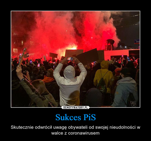 Sukces PiS