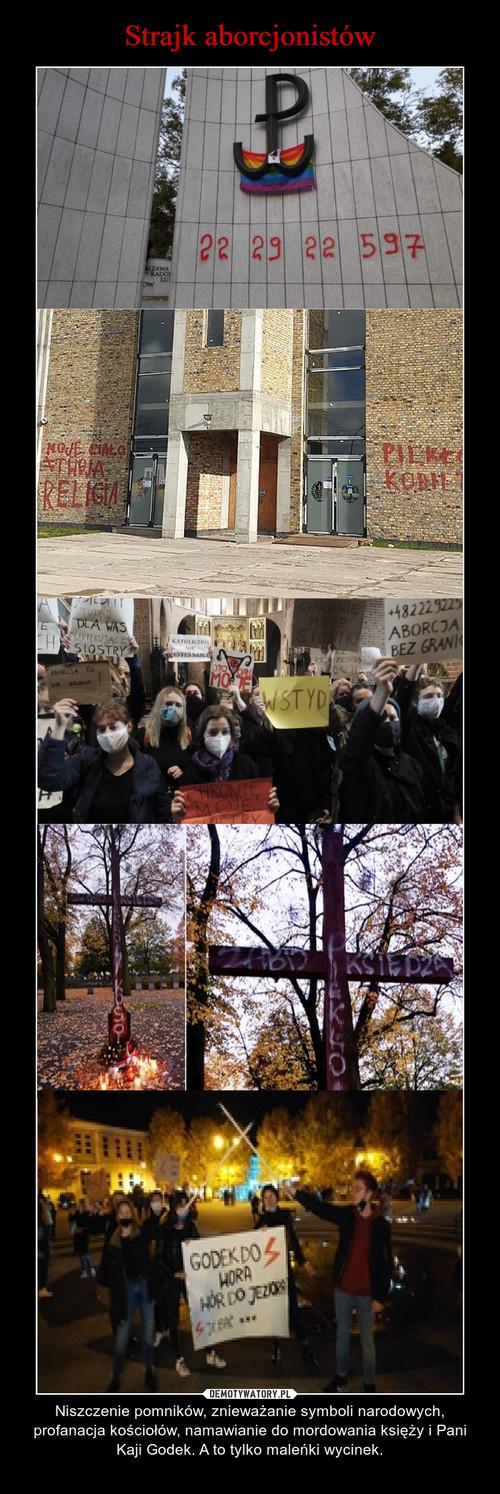 Strajk aborcjonistów