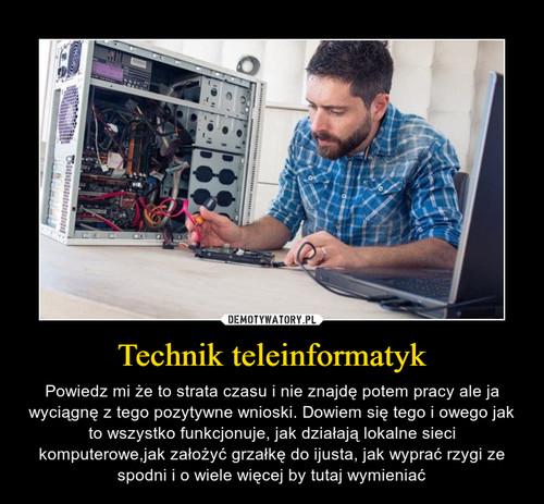 Technik teleinformatyk