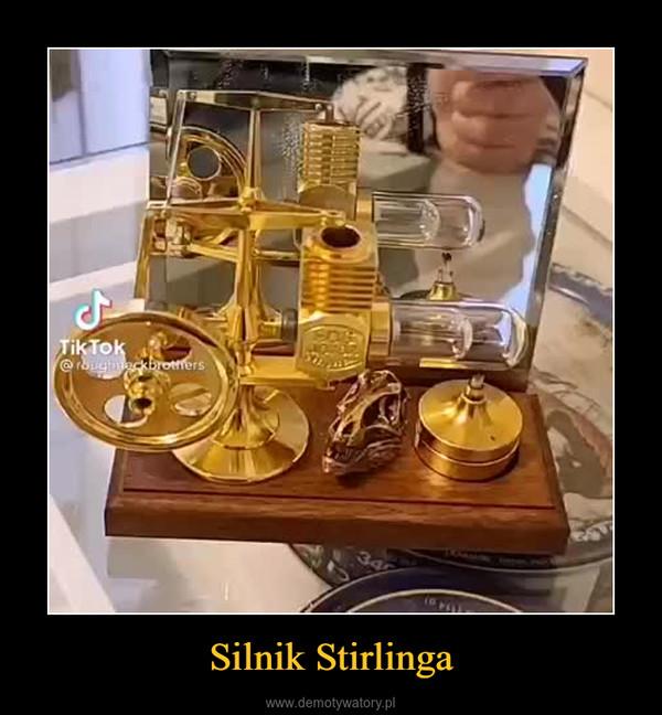Silnik Stirlinga –