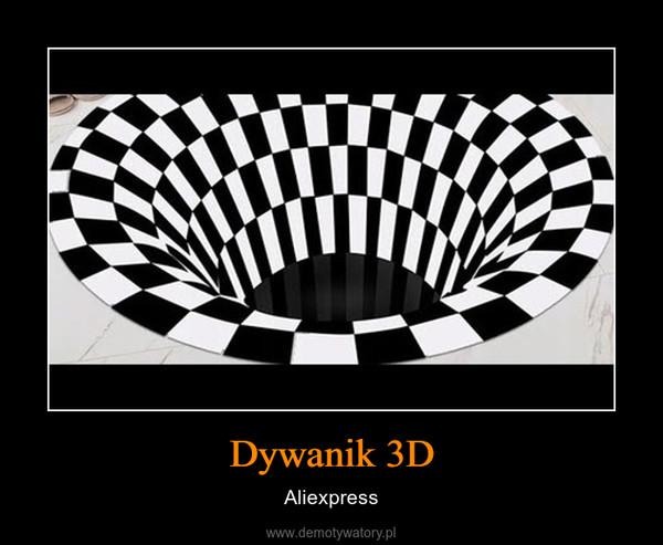 Dywanik 3D – Aliexpress