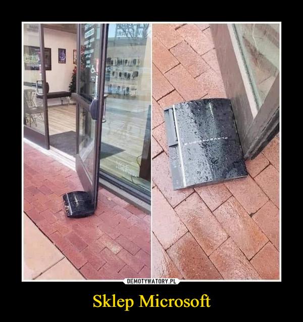 Sklep Microsoft –