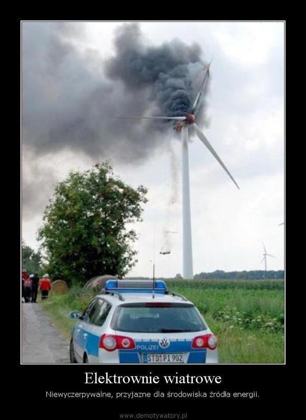Elektrownie wiatrowe – Niewyczerpywalne, przyjazne dla środowiska źródła energii.